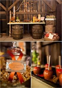 pittsburgh wedding photographer fall wedding dessert tables
