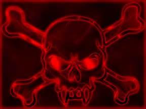 Vampire Skull and Crossbones