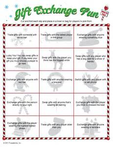 white elephant gift exchange poem game christmas gift exchange ideas printable christmas