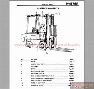 Toyota Forklift Parts Manual Download