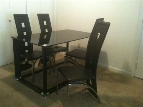 craigslist okc table and chairs dining table craigslist dining table and chairs