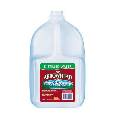 Arrowhead Distilled Water 128 Oz Bottles Case Of 6 by ...