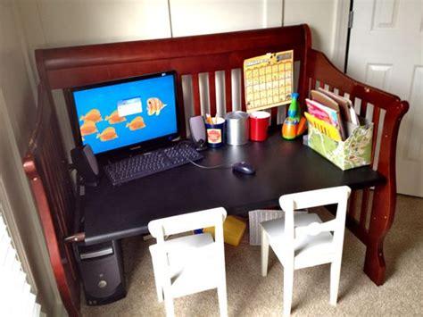Crib, Desks And Crib Desk