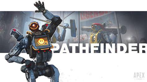 Apex Legends Pathfinder Hd Games Wallpapers Hd