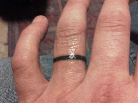 simple wedding ring tattoos to inspire you sang maestro