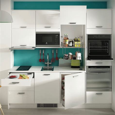 kitchen space saves appliances  gadgets  small kitchens