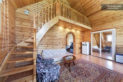 small russian log cabinstairs  loft log cabin homes loft stairs cabin