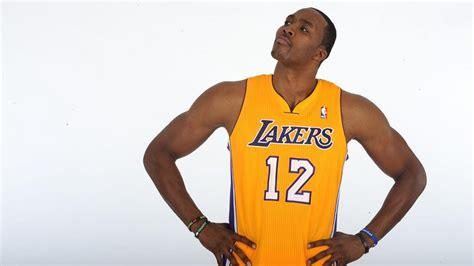 Dwight Howard Lakers 628330