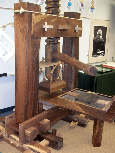 Movable Type Printing Press Renaissance
