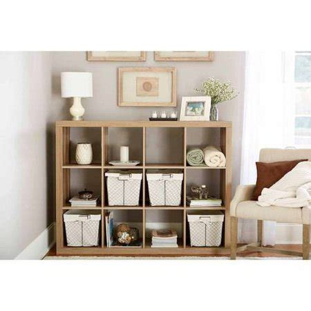 better homes storage cube better homes and gardens12 cube organizer colors walmart