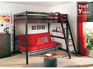 Lit Superposé 1 Place : lit mezzanine 2 place de marque o 39 malley neuf haute corse ~ Melissatoandfro.com Idées de Décoration