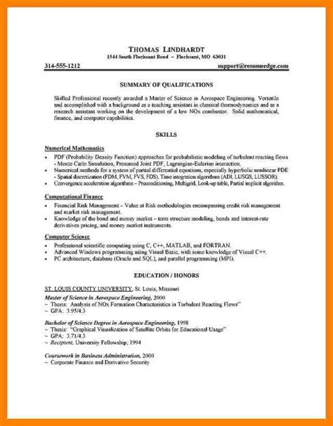 graduate school resume templates best resume collection