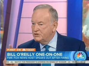 Bill O'Reilly uses Today show appearance to attack a woman ...