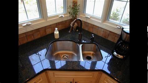 Corner Kitchen Sink Cabinet Designs