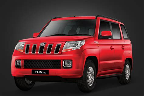 Mahindra TUV300 compact SUV launched at Rs 6.9 lakh