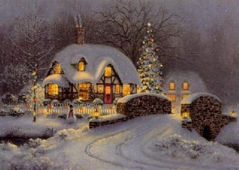 Winter Cottage Cosy Evening In The Winter Cottage Audio Atmosphere