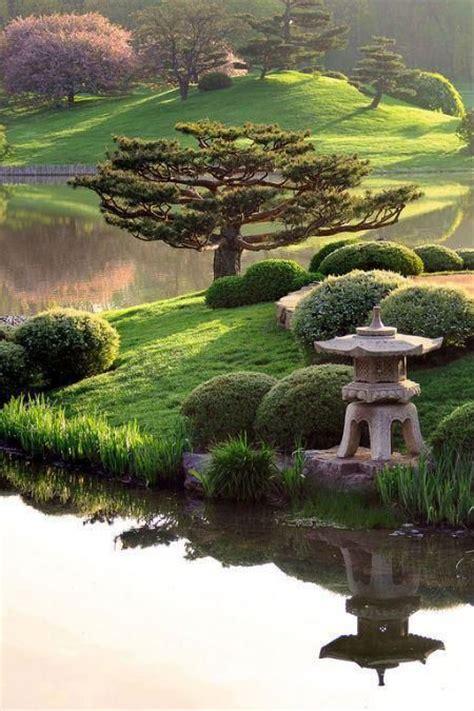chicago botanic garden japanese garden garden