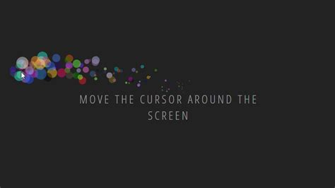 codepen solutions  awesome mouse effects