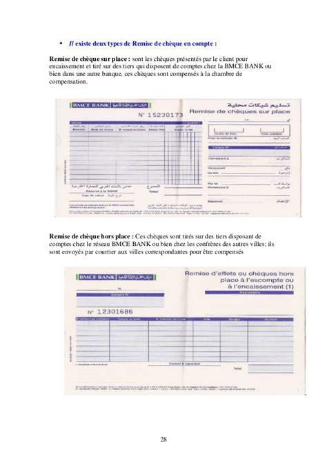 depot cheque banque postale machine comment remplir une remise de cheque