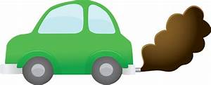 Vehicle Pollution Clipart
