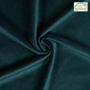 Tissu Velours Bleu Canard : velours ameublement pas cher au m tre tissu pas cher tissu au m tre ~ Teatrodelosmanantiales.com Idées de Décoration