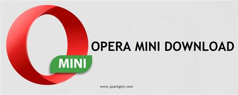 Try the latest version of opera 2021 for windows Opera Mini Browser: How to Download & Install Opera Mini App on your Mobile Phones, Tablets and ...
