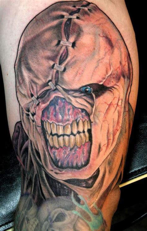 Resident Evil Tattoos Extreme Tattoo Pinterest Video
