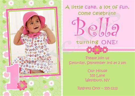 christening photo card invites birthday invitations