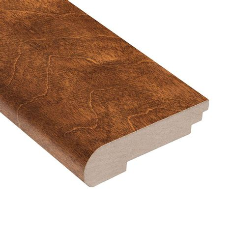 floor trim home depot stair nose birch wood molding trim wood flooring the home depot