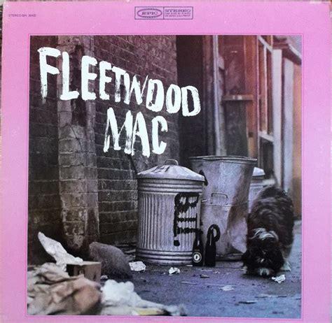 Fleetwood Mac – Fleetwood Mac (1968, Vinyl) - Discogs
