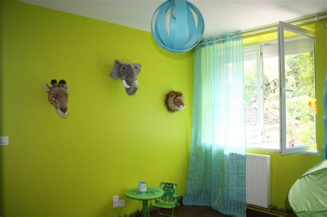 Nouvelle Déco Chambre Garçon Vert