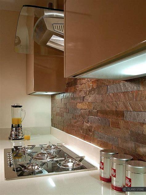 slate kitchen tile modern kitchen with copper color slate kitchen backsplash 2307
