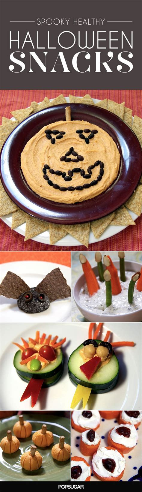 Halloween Appetizers For Adults by Spooky Healthy Halloween Appetizers To Scare Away Hunger