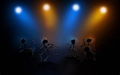 Stage Lights Dance Performance Simulation Wallpapertag Amazing