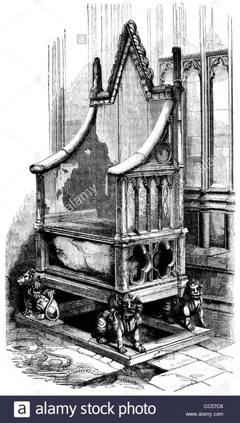 king edwards chair king edward s chair st coronation throne monarch
