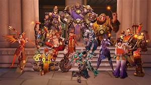 Overwatch39s Year Of The Dog Event Nu Live Dit Zijn Alle