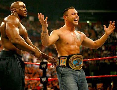 wwe santino marella  championship belt  waist
