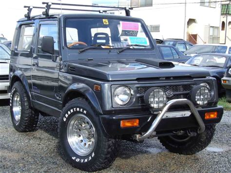 Suzuki 4wd suzuki 4wd suzuki jimny 4wd turbo 1992 used for sale
