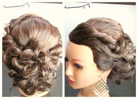 popular cute updo hairstyles  thin hair