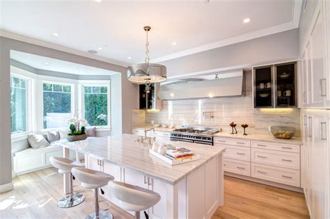 Southern California Interiors by Southern California Interiors Transitional Kitchen