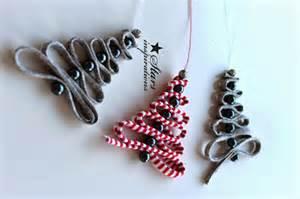 mardi gras gifts t shirt yarn christmas tree decoration crafts kids