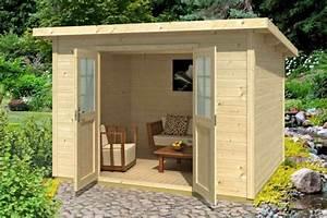 Holzhütte Selber Bauen : kleine gartenh user sind super beliebt ~ Whattoseeinmadrid.com Haus und Dekorationen