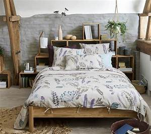 country craft la deco style campagne modernisee joli place With chambre style campagne chic