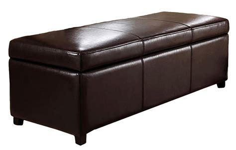 Large Ottoman by Simpli Home F 18a Avalon Collection Large