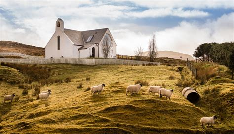 Luxury self-catering Isle of Skye, Scottish Highlands