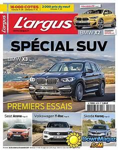 Argus Automobile 2017 Gratuit : l 39 argus 26 octobre 2017 no 4518 download pdf magazines french magazines commumity ~ Gottalentnigeria.com Avis de Voitures