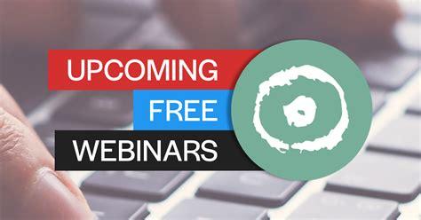 Upcoming Webinars - IAS-USA