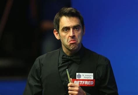 Ronnie O'Sullivan owns up to 'dropping his guts' during ...