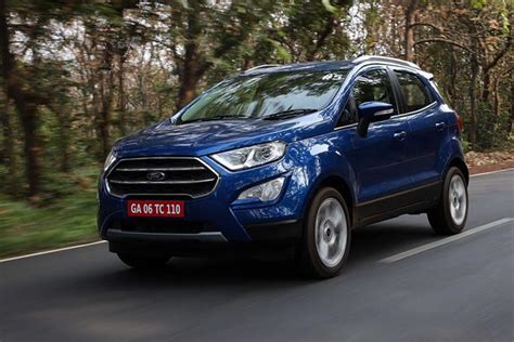 Ecosport 2017 Review by 2017 Ford Ecosport Facelift Review It S Back But Can It