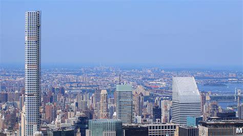 La Tour 432 Park Domine New York Et Le Monde  ©new York